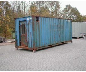 Container unbehandelt